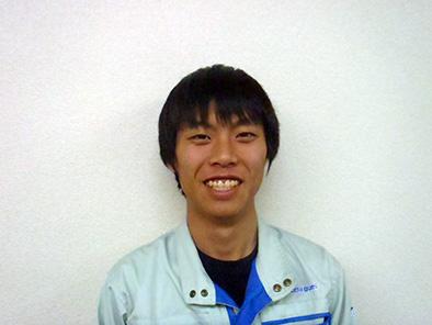 土木部 T.I(平成28年4月入社)