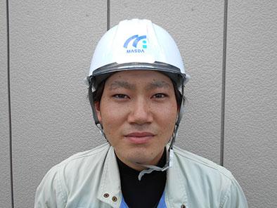 建築部 K.K(平成29年4月入社)