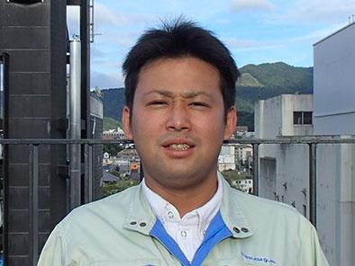 建築部 T.T(平成29年8月入社)
